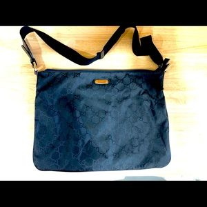 Gucci large crossbody bag